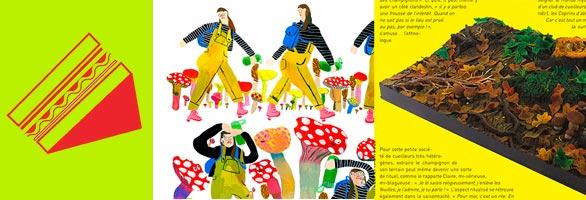 Club Sandwich Magazine #2 LE CHAMPIGNON